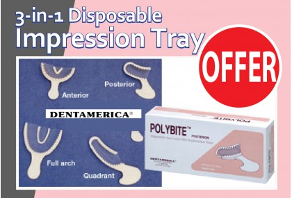 Polybite Impression Trays